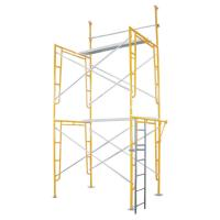 Wholesale Walk Through / Door Type Frame Scaffolding System Painting Building from china suppliers