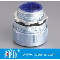 Wholesale Plum Type Straight Liquid Tight Male Flexible Metal Conduit Connector Fittings from china suppliers