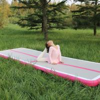 Buy cheap Inflatable air track for gymnatics from wholesalers