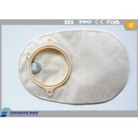 Wholesale 57Mm Closed Two Piece Colostomy Bag , Small Colostomy Bags with Carbon Filter from china suppliers