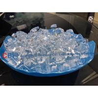 Wholesale Integrated Industrial Ice Cube Making Machine R507 Refrigerant from china suppliers