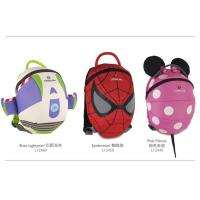 Wholesale Disney Pink Minnie Mouse Toddler Backpack with Rein from china suppliers