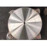 Buy cheap Aluminum cut Tungsten carbide tipped saw blank and steel cores from wholesalers