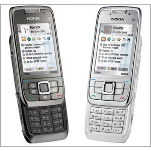 Wholesale Nokia E66 1:1 clone mobile phone quadband dual sim from china suppliers