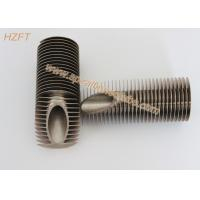 Wholesale C71500 / BFe30-1-1 Anti Corrosion Cupro Nickel Spiral Finned Tube for Sea Water Heat Exchanger from china suppliers