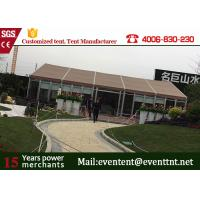 Wholesale Rot - proof Big Size White Aluminum Large Frame Tent For Party / Events from china suppliers
