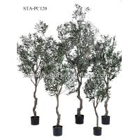 Wholesale Sophisticated Artificial Olive Tree Decorative Display Thoughtful Gift from china suppliers