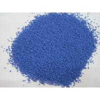 Wholesale Deep blue speckles royal blue detergent speckle sodium sulphate speckles for detergent powder from china suppliers