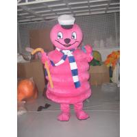 Quality adult plush customized mascot costume  for sale
