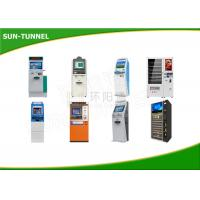 Wholesale Lobby Style Free Standing Self Service Banking Kiosk Bill Payment Function from china suppliers