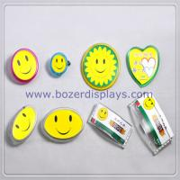 Wholesale Custom Design ID Badge Holder With Clip For Work Permit from china suppliers