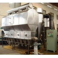 Wholesale High Efficiency Horizontal Fluid Bed Dryer Machine Adjustable Temperature from china suppliers