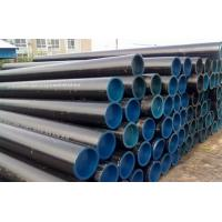 Wholesale Precision Black Steel Tube , ASTM A106 GR. B Carbon Steel Casing Pipe from china suppliers