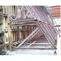Wholesale Single - side Bracket Concrete Wall Formwork High level of universality for Heping Street Underground from china suppliers