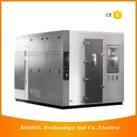 Wholesale Strong Resistance To Heat And Harf Wearing Electronic Air Changing Aging Chamber from china suppliers