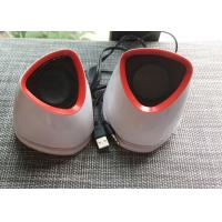 Wholesale DC5V Plastic USB Powered Speakers Deeo Bass Loud And Clear Treble from china suppliers