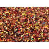 Wholesale Decorative Grade 3 Chunky Glitter Paper Color Mixed 12*12 Inch Size from china suppliers