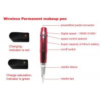 Wholesale Speed Adjustment Eyelids Permanent Makeup Pen without Power Cord from china suppliers