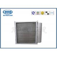 Wholesale Industrial Boiler Air Preheater Enameled Tubes , Tubular Type Air Preheater High Pressure from china suppliers