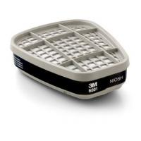 Buy cheap 3M Organic Vapor Cartridge 6001, Respiratory Protection 60/Case from wholesalers