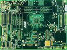 Buy cheap FR4 10 Layers 1.6mm Thickness Plated Copper Custom Quick Turn PCB Printed Circuit Boards from wholesalers