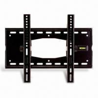 Wholesale LED TV Wall Mount with Tilt Angle of -10 to 10 Degrees and 75kg Maximum Loading Weight from china suppliers