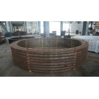 Wholesale Alloy Steel 18CrNiMo7-6 , S355+N Forging Seamless Roller Ringfor Wind Energy Industry from china suppliers
