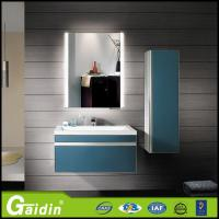 Quality China supplier modern furniture design quality assurance bathroom furniture doubled side mirror cabinet for sale