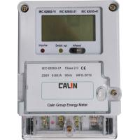 Wholesale 1 Phase Wireless Watt Meter Plc G3 Smart Electric Meters With Plug - In Module from china suppliers