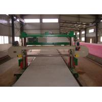 Wholesale Horizontal Long Sheet Sponge Cutting Machine For Rigid PU Foam 60m / Min from china suppliers