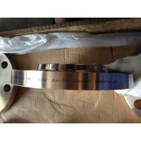 Wholesale copper nickel alloy 70/30,CuNi 70/30,UNS C71500 weldoverlay SA105 Forging WN Flanges from china suppliers