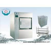Wholesale Multiple Sterilization Cycles Compact Pass Through Autoclave With HMI Screen from china suppliers