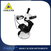 Wholesale Swing arm type Trinocular Microscope With F08 Trinocular lens from china suppliers