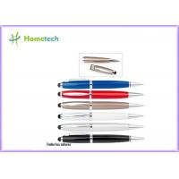 Wholesale 1GB 2GB White / Blue / Red /  Black Pen Usb Promotion School Office from china suppliers