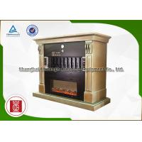 Wholesale 8 Spaces Electric Fish Grill Machine European Fireplace Flame LED Simulation from china suppliers