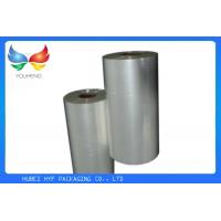 Quality Aluminum Pvc Shrink Wrap Film Beer Shrinking Sleeves 30u Roll Labels for sale