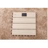 Buy cheap DIY Garden WPC decks Tile With Solar Light from wholesalers