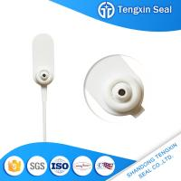 Wholesale TX-PS 405 wholesale market plastic numbered seals for shipping with logo mark in lable from china suppliers
