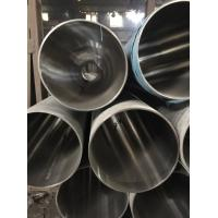 Wholesale 304 Stainless Steel Welded Pipe 400# Mirror Finished For Staircase Handrail from china suppliers