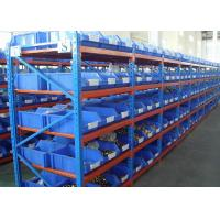 Wholesale Customized Medium Duty Storage Rack For Goods / Cargo , Assemble Or Welded Structure from china suppliers