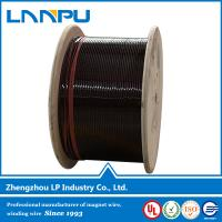 Wholesale UL approved factory price enamel wire 2 awg aluminum wire from china suppliers