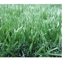 Quality Field Green College Playground Football Artificial Grass Turf 40mm , Gauge 3/8 1100Dtex for sale