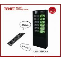 Wholesale Guidance System Outdoor Parking LED Display For Valet Parking AC 220V from china suppliers