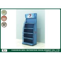 Wholesale Red Customized Motor Oil Display Rack Shoe Racks 750mm*450mm*1800mm from china suppliers