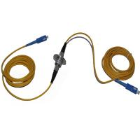 Wholesale One-Channle Fiber Optic Rotary Swivel Joint  With High Transmission And Low Resistance from china suppliers