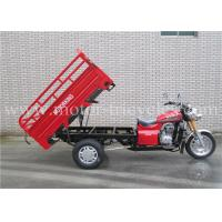 Wholesale Disc Brake Automatic 3 Wheel Motorcycles Steel Plate Chassis / Suspension from china suppliers