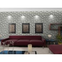 Wholesale Fashion Wall Art  3D Living Room Wallpaper , Modern 3D Wall Panel for Sofa Background from china suppliers