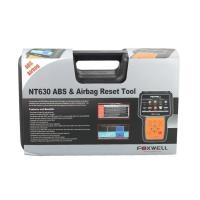 Wholesale Pro ABS Airbag Reset Tool  Foxwell NT630 AutoMaster Black Color from china suppliers