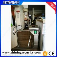 304 stainless steel card reader tripod turnstile factory price