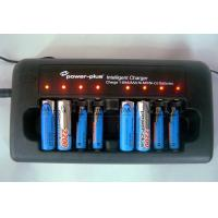 Wholesale DC 12V/1A  8 slots nimh/nicd rechargeable batteries charger BC-1029 from china suppliers